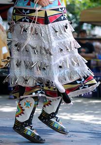 Indian Market on Aug. 22, 2010.  Katharine Egli/The New Mexican