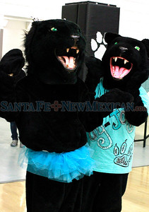 Deming vs Capital at Edward A. Ortiz Memorial Gymnasium on Saturday, March 3, 2012. Capital won 47-43.  Photos by Jane Phillips/The New Mexican